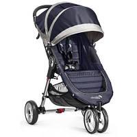 Baby Jogger Прогулочная коляска city mini Navy blue/gray