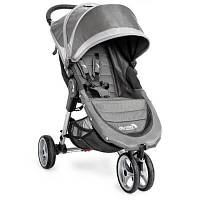 Baby Jogger Прогулочная коляска city mini Steel/gray