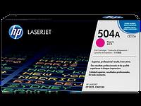 Картридж HP CLJ  504A magenta /CM3530/ CP3525 series (CE253A)