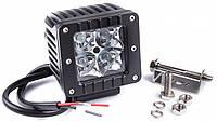 Фара дневного света универсальная светодиодная подвесная 81х81х76 мм, LED 4x4 Вт, 1 шт