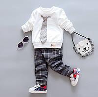 Комплект детский штаны и реглан для мальчика р 80