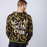 Толстовка мужская Anti Social Social Club