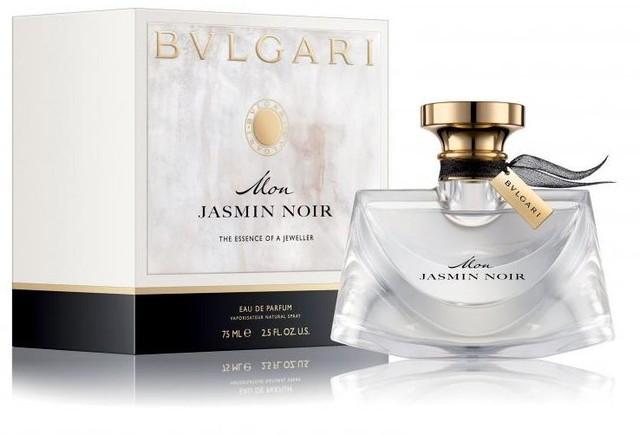 Bvlgari Mon Jasmin Noir парфюмированная вода 75 ml. (Булгари Мон Жасмин Ноир)