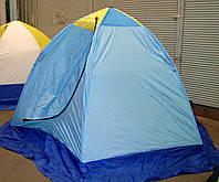 Палатка зимняя для рыбалки Стэк 3 ЭЛИТ (п/автомат), фото 1