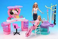 """Мебель для кукол Gloria 2509 """"Парикмакерская"""""""