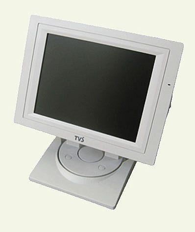 Подставка под монитор (белая) для TVS LP-08R22 Spark
