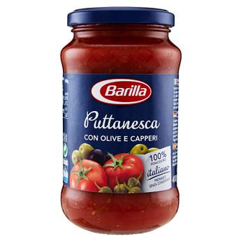 Cоус Barilla Puttanesca 400 g
