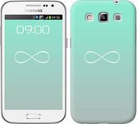 "Чехол на Samsung Galaxy Win i8552 Знак бесконечности ""3204c-51-481"""