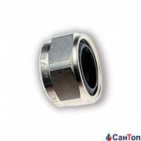 Резьбовое соединение WATTS 18-1 х 3/4 латунное для труб из меди или мягкой стали
