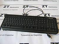 Бу Клавиатура Microsoft Wired 600