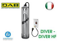 DIVER - DIVER HF - Погружной колодезный насос