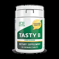 Тэйсти Би со вкусом лайма Tasty B lime flavor-30 жевательных таблеток