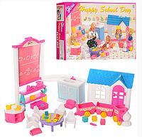 """Мебель для кукол Gloria 9877 """"Детский сад"""""""