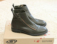 Женские кожаные осенние ботинки Wright