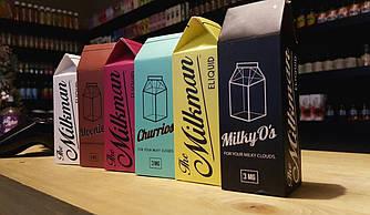 Жидкость для электронных сигарет The Milkman 30ml