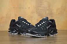 Кроссовки мужские Найк Nike Air Max TN Black . ТОП Реплика ААА класса., фото 3