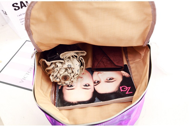 Рюкзак голограмма