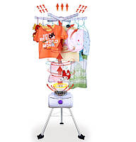 Электрическая сушка для быстрого сушения одежды