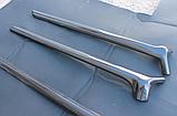 Карбоновая окантовка лобового стекла на Mercedes G-Сlass W-463, фото 3