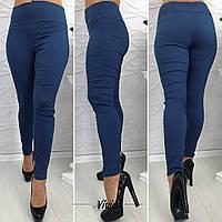 Джинсы женские большого размера, Ткань: джинс - стрейч.  Цвета: черный, джинс, хаки, бордо.  впро№11055
