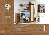 Гостиная Лира 1 МДФ (Континент) 1800х430х1800мм, фото 4