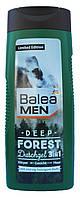 Balea гель,шампунь и бальзам 3 в 1 Deep Forest (300 мл) Германия