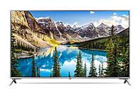 Телевизор LG 55UJ6517 1900 Гц,4KUltra HD, Smart TV, Wi-Fi, активный HDR