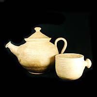 Чайный набор чайник заварочный 1,8л чашка 500мл Скифские мотивы 9460