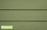 Облицовочные фиброцементные панели. Сайдинг Cedar