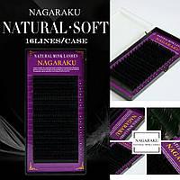 Ресницы Nagaraku 0.07 C - 12 мм