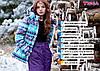 ТЕРМОкомбинезон TOPOLINO - это самый тёплый из всего модельного ряда бирюза+фиолет