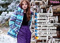 ТЕРМОкомбинезон TOPOLINO - это самый тёплый из всего модельного ряда бирюза+фиолет, фото 1