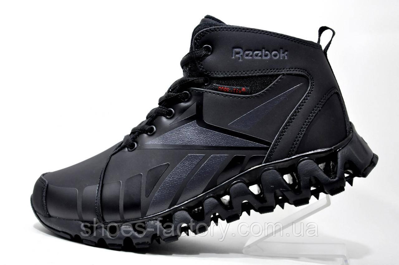 8928192a Зимние кроссовки Reebok в стиле ZigTech Gore-Tex, на меху - Интернет  магазин спортивной