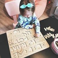 Алфавит Русский оригинальный прикольный необычный подарок ребенку на Новый год