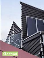 Фасадные системы, фиброцементный сайдинг Cedar