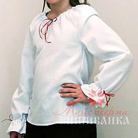 """Заготовка сорочки под вышивку для девочки """"Барвіночок"""" СД-02"""