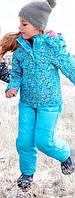 ТЕРМОкомбинезон TOPOLINO - это самый тёплый из всего модельного ряда голубой, фото 1