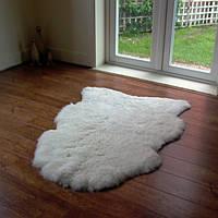 Шкура белая овечья большая