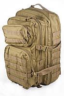 Штурмовой (тактический) рюкзак ASSAULT S Mil-Tec by Sturm Coyote 36 л. (14002205), фото 1