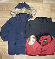 Куртка утепленная для мальчиков оптом, Nature, 10-16 лет,  № RYB4671, фото 1