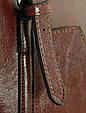 Женская сумка из экокожи TRAUM 7240-31 коричневый, фото 3