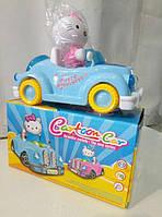 """Детская игрушка машинка """"HELLO KITTY"""""""