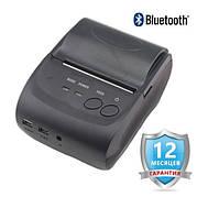 Портативный Android-Bluetooth принтер чеков Jepod JP-5802LYA  (58 мм)