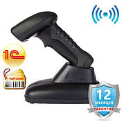Беспроводной сканер штрих-кодов JEPOD JP-W2 (промышленный вариант)