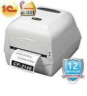 Термотрансферный принтер для этикеток Argox CP-2140M, фото 1