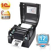 Термотрансферный принтер для этикеток Godex EZ620, фото 1