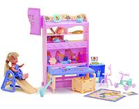 """Мебель для кукол Gloria 21019 """"Детская комната"""""""