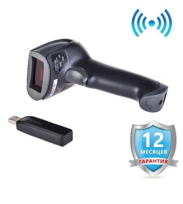 Беспроводные сканеры штрих кода JEPOD JP-A2 сканер штрих кода с USB антенной - Lemmix Trade в Киеве