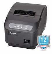 Принтер чеков USB с автообрезкой XP-Q200II 80mm, Термопринтеры для печати чеков