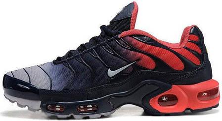 Кроссовки мужские Найк Nike Air Max 95 TN Plus Red/Black . ТОП Реплика ААА класса., фото 2